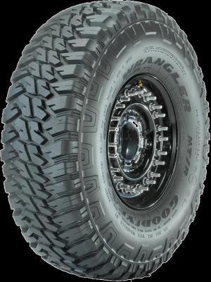 Military Wrangler MTR Tires