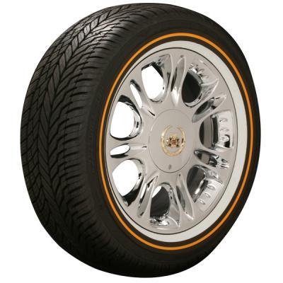 Custom Built Radial VIII Tires