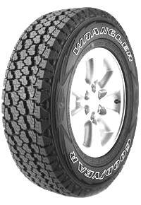 Wrangler SilentArmor Technology Tires